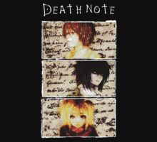 Death Note Law of Three by Phox