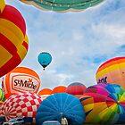 31st International Balloon Meeting IV by RomainChalaye
