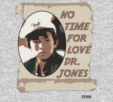 No Time For Love Doctor Jones by EvilutionE5150