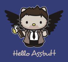 Hello Assbutt by Fanboy30