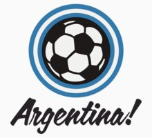 Argentina Football by artpolitic