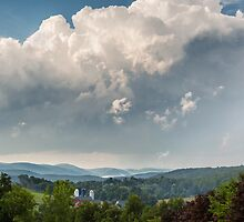 Summer Storm  by Bill Wakeley