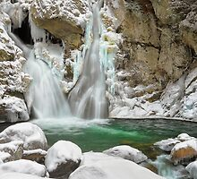 Frozen Emerald  by Bill Wakeley