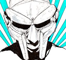 MF DOOM X by GDRART
