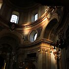 Vienna Austria, St.Peters Church by GregorDyer