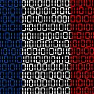 digital Flag france by sebmcnulty