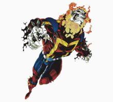Super Hero by SirNico