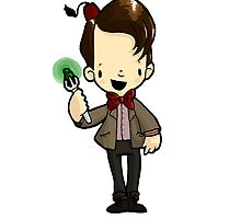 11 The Doctor, Doctor Who eleventh by Bantambb
