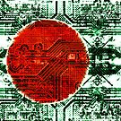 circuit board bangladesh (flag) by sebmcnulty
