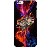 Flaming Fairytail iPhone Case/Skin