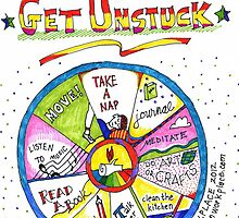 Ten Ways to Get Unstuck by humanworkplace