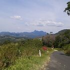 Mt Warning, From QLD,  NSW, Border by MardiGCalero
