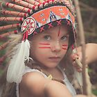 Little Indian Girl by Julie Thomas