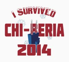 I Survived Chi-Beria 2014 Kids Clothes