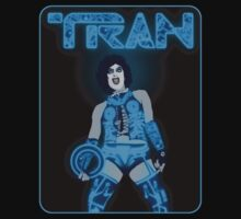 TRAN 2.0 black background variant by Jason Wright