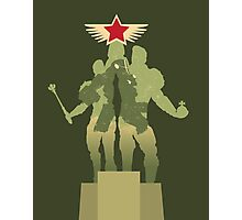 The Spirit of Cherno Alpha Photographic Print