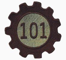 Vault 101 by AngusDrake