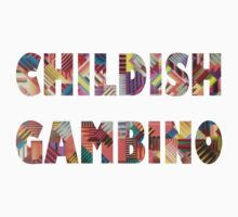 Childish Gambino-BTi by Chasingbart