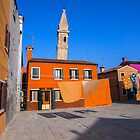 Colorful Burano by Dobromir Dobrinov