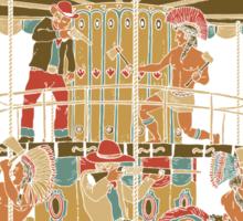 Cowboys & Indians Sticker