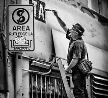 Rutledge Lane by Christine  Wilson Photography
