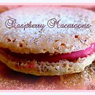 Raspberry Macaroons by ©The Creative  Minds