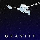 Gravity Minimal Design by Zoe Toseland