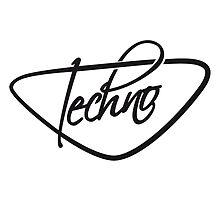 Cool Techno Text Logo by Style-O-Mat