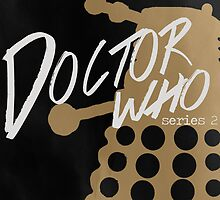 Doctor Who dalek series 2  by featherarrows