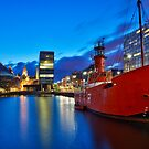 Liverpool Docklands by Michael Walsh