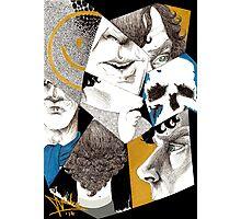 Sherlock - Impressions Photographic Print