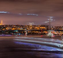 Golden horn by Dobromir Dobrinov
