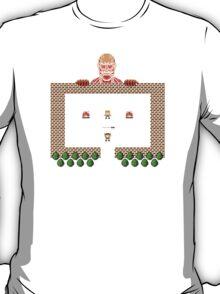 8bit Titan T-Shirt