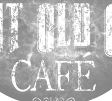 Old Ones Cafe Sticker