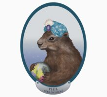 Psychic Groundhog Predicts the Future Kids Clothes