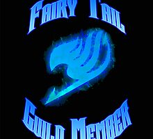 Fairy Tail Blue Propaganda by JasonWrong