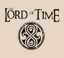 THE LORD OF TIME by illproxy