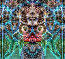 The Dark Side of Man by wiscbackroadz