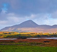 Croagh Patrick, Co.Mayo, Ireland by Michael Walsh