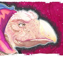 Skeksis by Kyle Willis