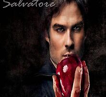 Damon Salvatore by rivendellkid
