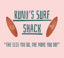 Kunu's Surf Shack by NotNowJordan