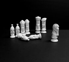 Chess Pieces - by Schoolhouse62