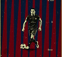 Xavi by homework