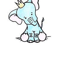 Elephant Prince by Marissa Falk-Varcoe