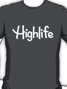 Highlife Shirt (Light) (Leafless Version) T-Shirt