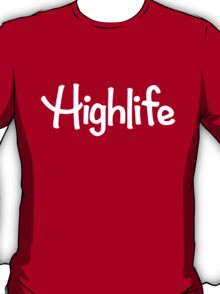 Highlife Shirt (Light) (Leafless Version) T-Shirt