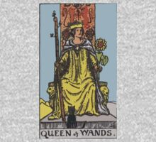 Tarot- Queen of Wands by cadellin