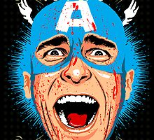 American Psycho Cap Edition by butcherbilly