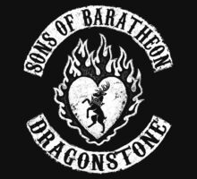 Sons of Baratheon: Dragonstone by digital-phx